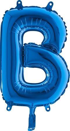 Ballon Lettre B Bleu