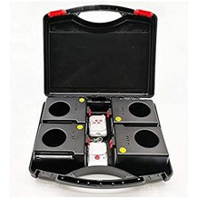 Kit de tir 4 stations + 2 télécommandes pour jets de scène