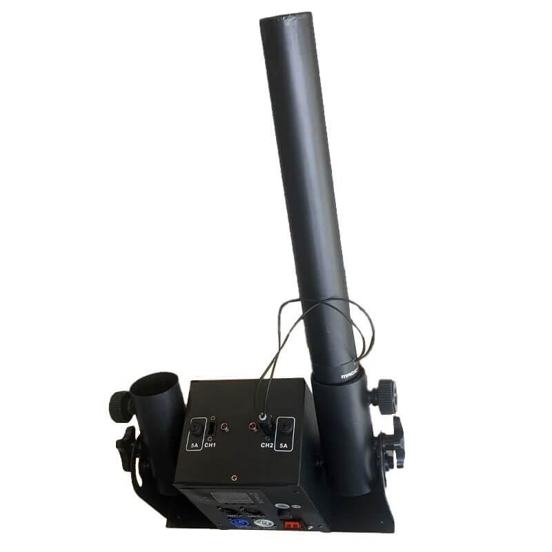 DOUBLE POWER SHOT avec télécommande