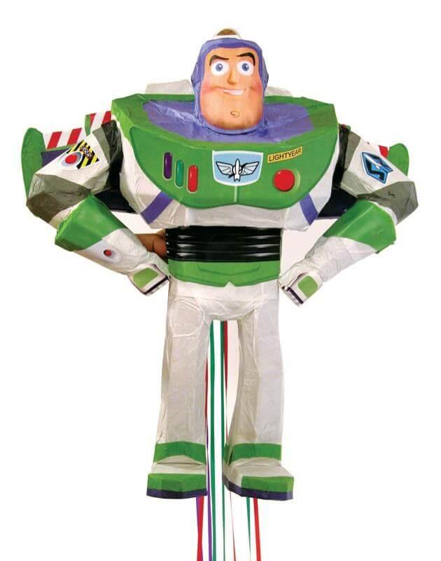 Pinata Buzz l'Éclair Toy Story