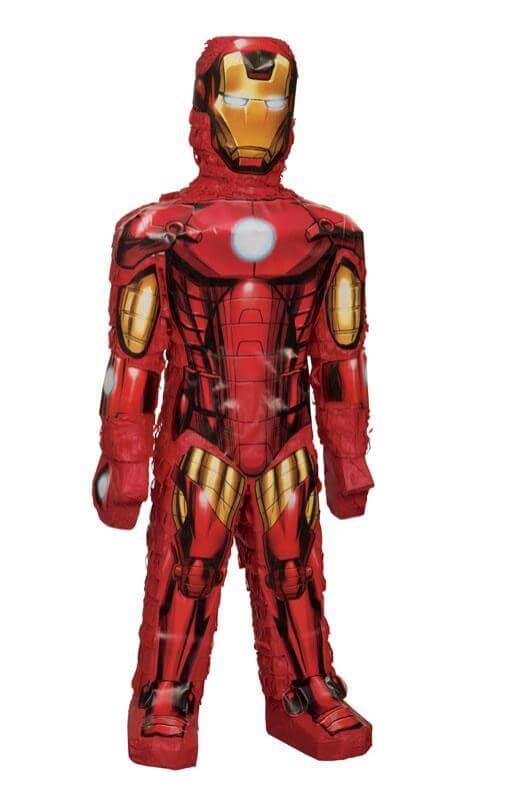 Pinata Iron Man 3D Avengers