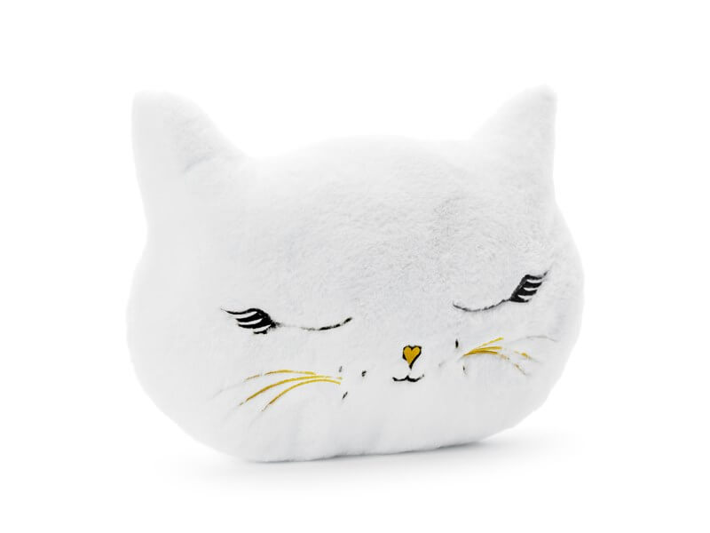 Peluche Tête de Chat