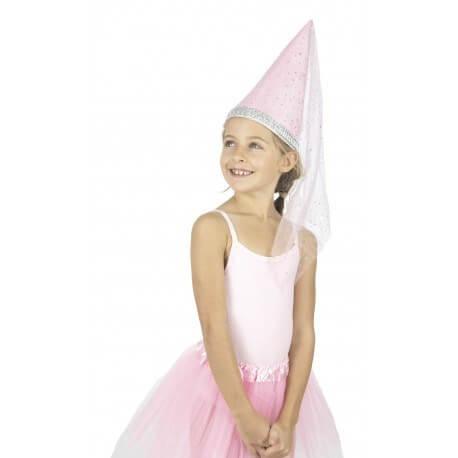 Chapeau de Princesse Luxe Enfant