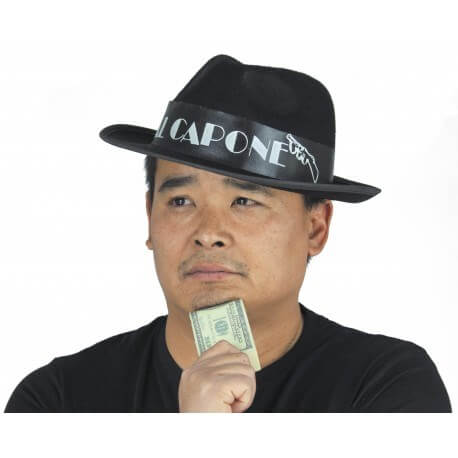 Chapeau Al Capone Borsalino