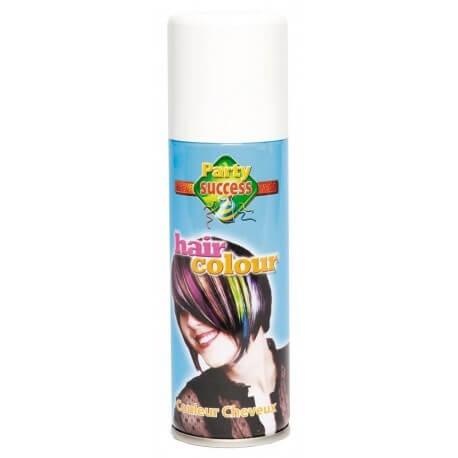 Bombe Spray Pour Cheveux Couleur Blanc