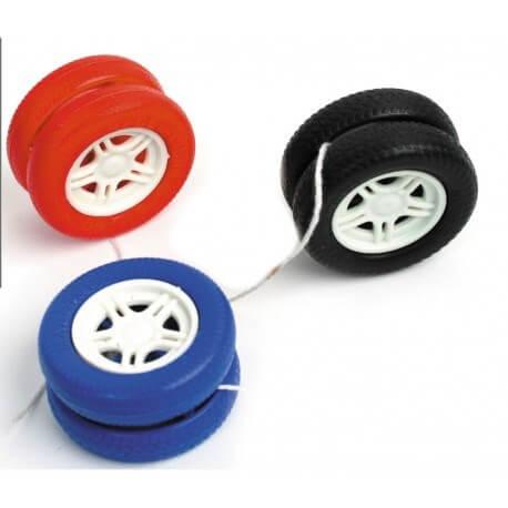Yoyo forme de roue