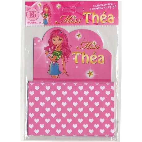 Papeterie Miss Thea