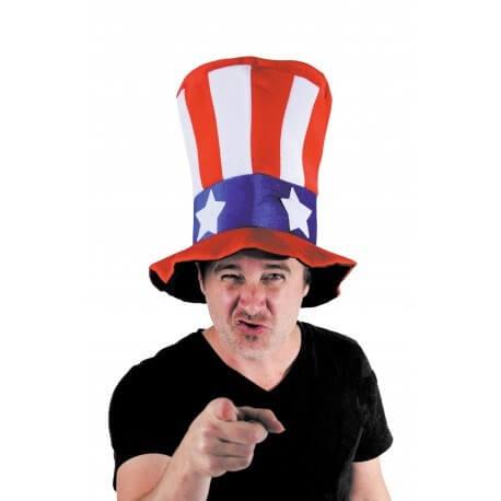 Chapeau USA Oncle Sam