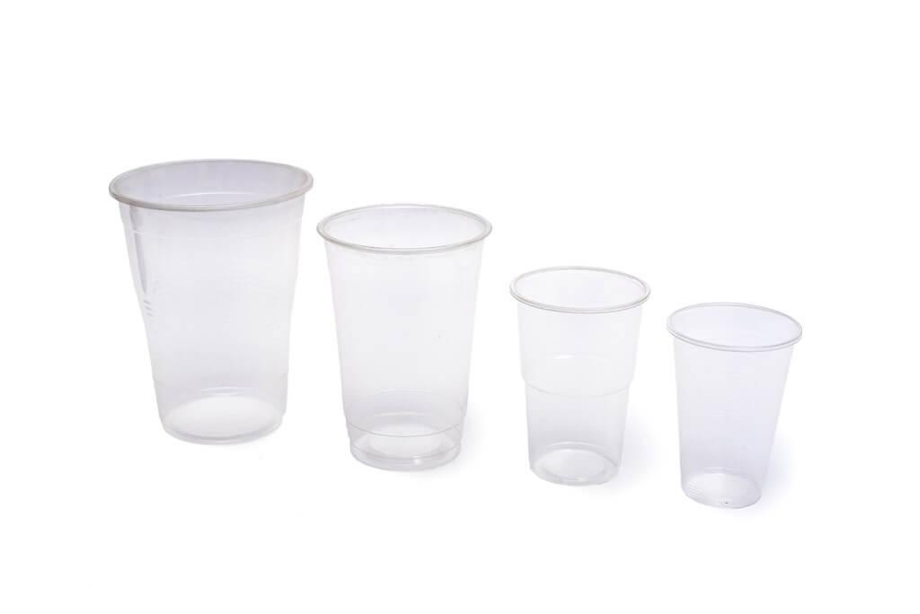 Gobelet Biodégradable PLA transparent 50cl (lot de 50)