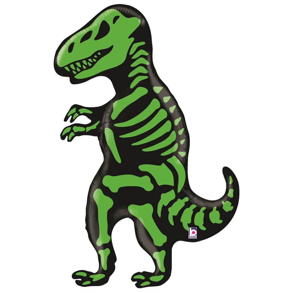 Ballon Dinosaure T-Rex Géant 104cm