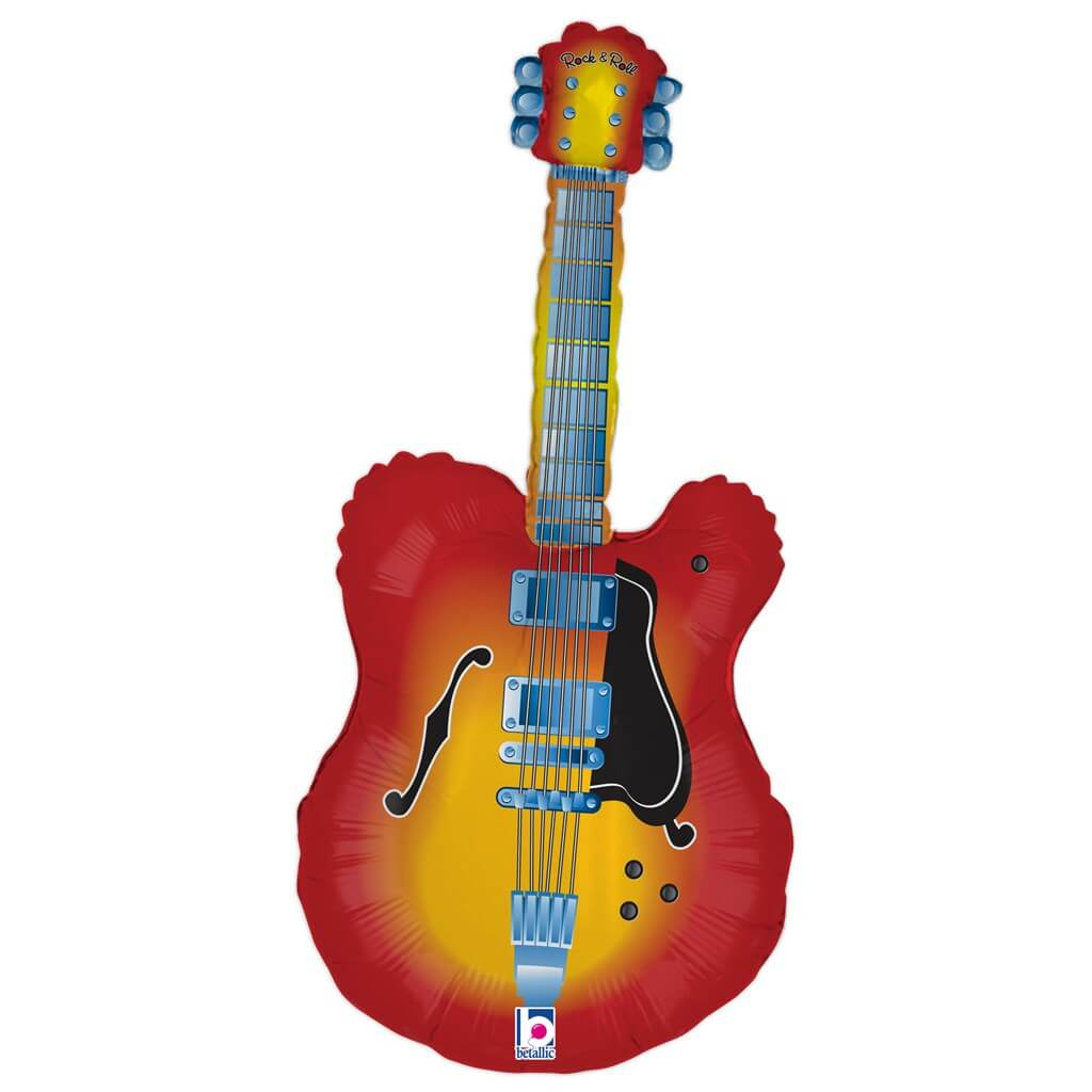 Ballon Guitare Géante 109cm