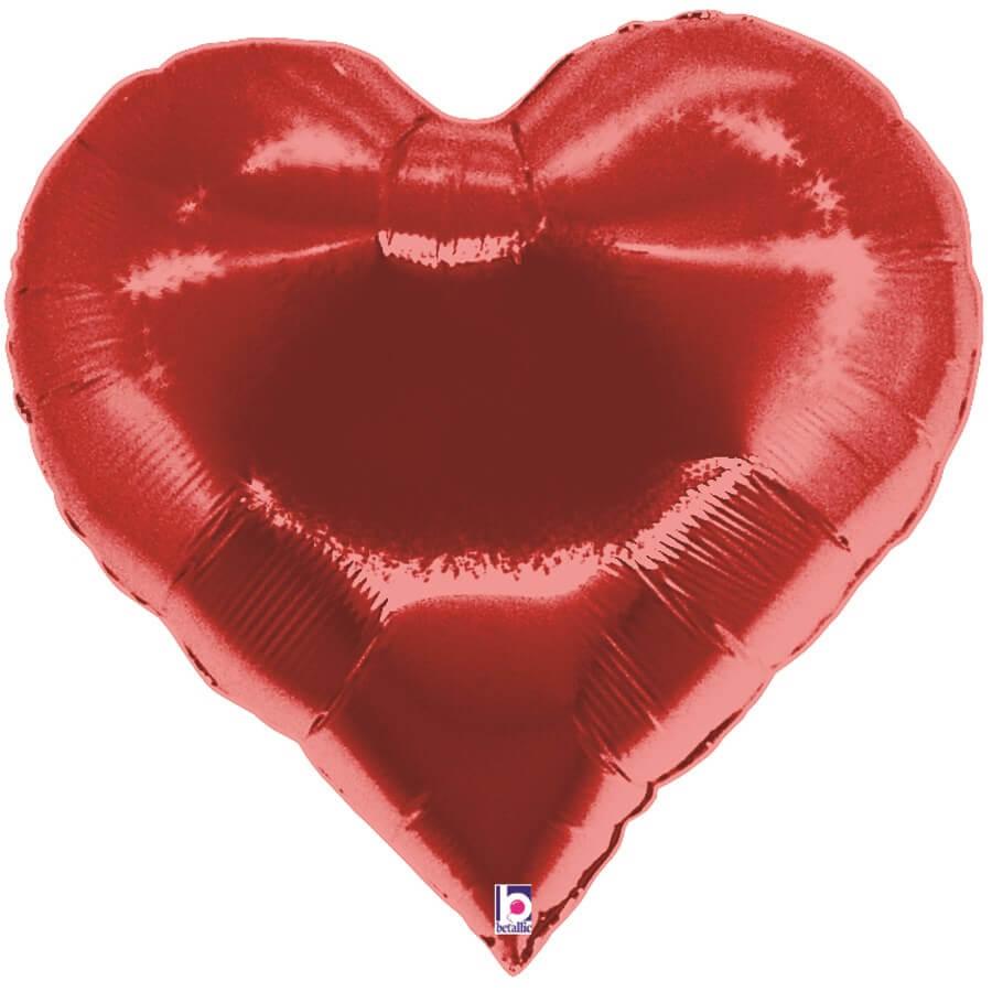 Ballon Coeur 76cm