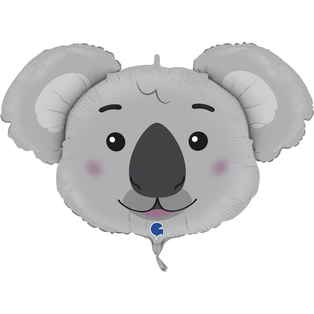 Ballon tête de Koala 94cm