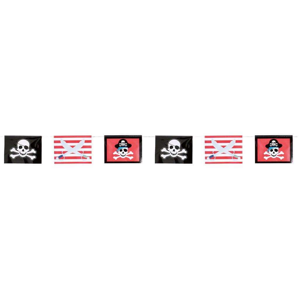 Guirlande anniversaire Pirate 365x25cm