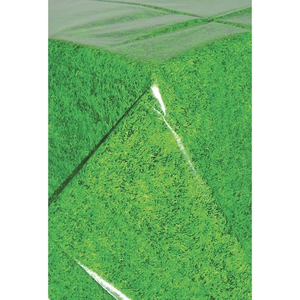 Nappe en plastique Terrain de foot 243x137cm