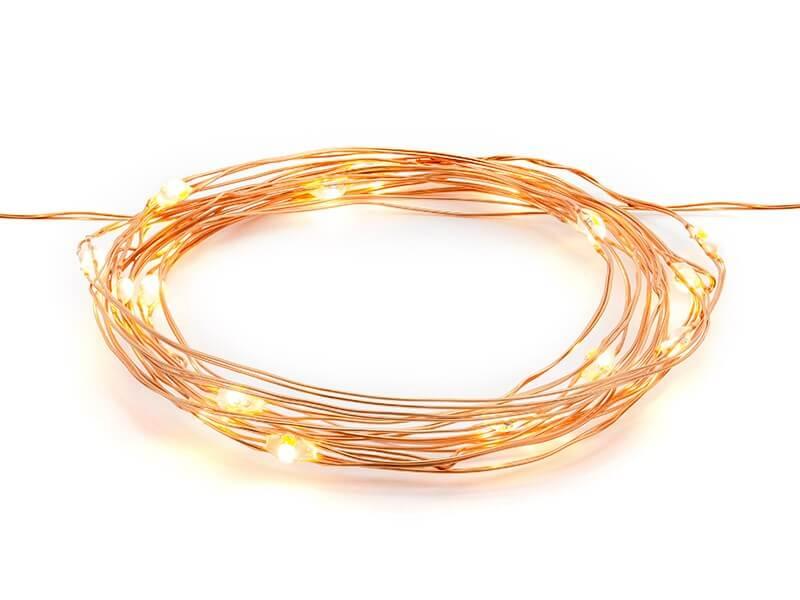 Guirlande LED décorative 190cm