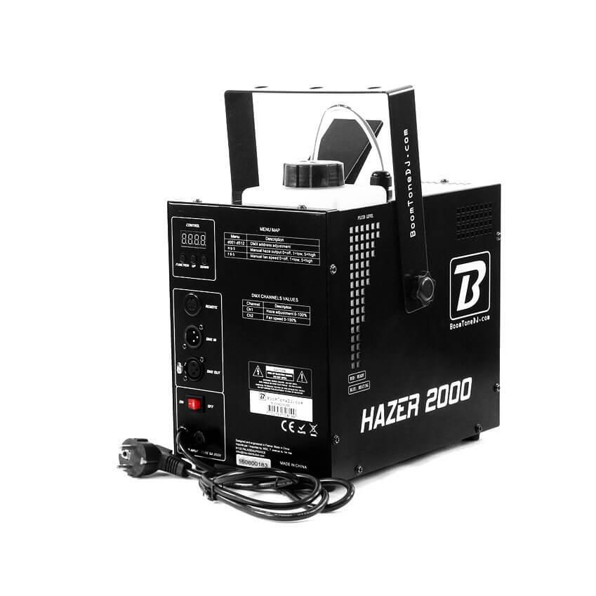 MACHINE À BROUILLARD HAZER 2000