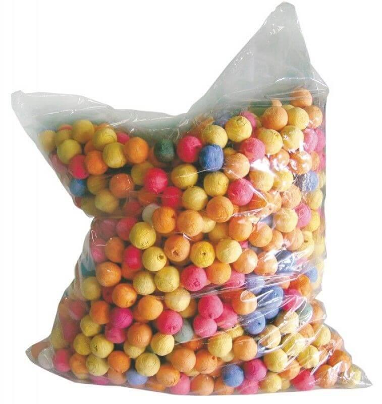 Sachet de 200 Boules pour sarbacanes