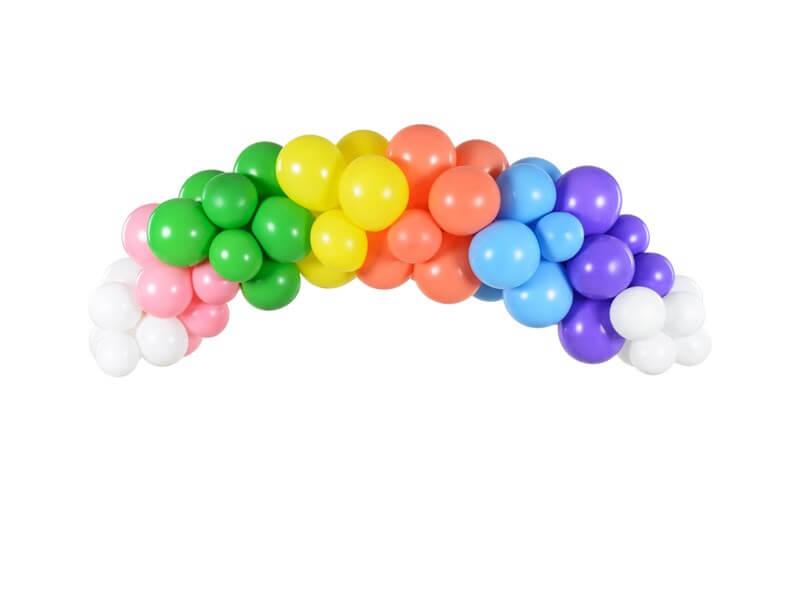Demi Arche de ballons Rainbow