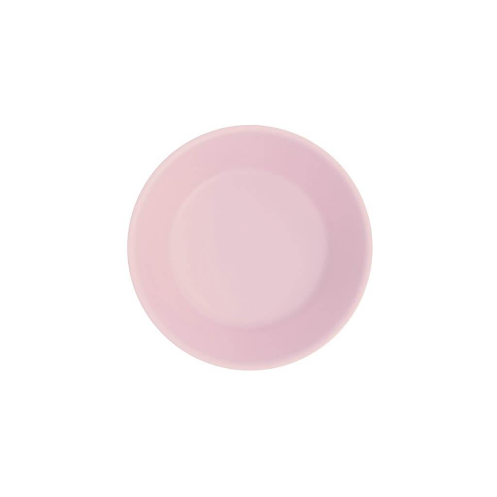 Assiette Creuse Incassable rose clair ø 18cm (Lot de 6)