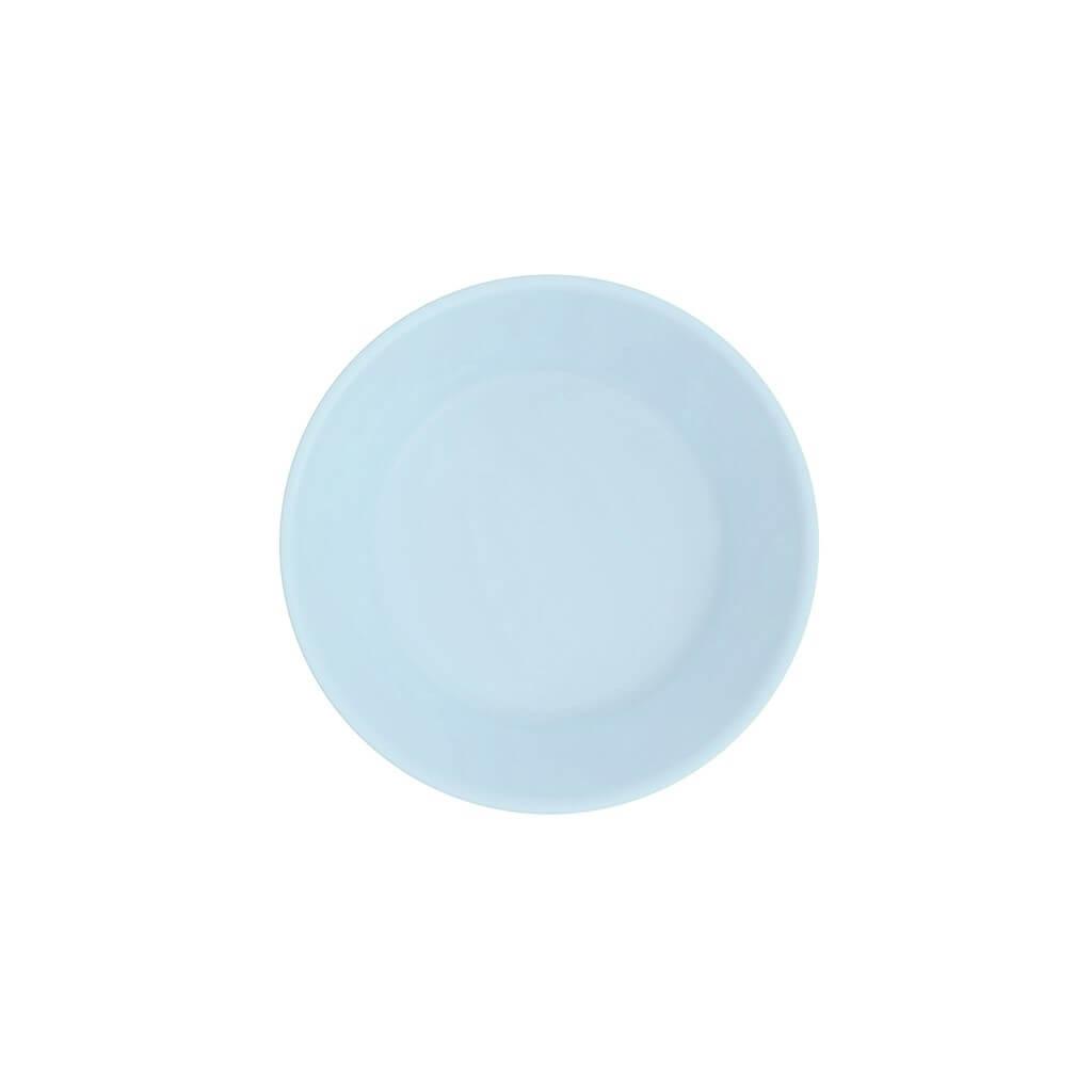 Assiette Creuse Incassable bleu clair ø 18cm (Lot de 6)
