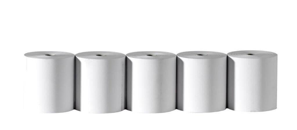 BOBINE THERMIQUE CAISSE  80X80X12CM SANS BPA (LOT DE 10)