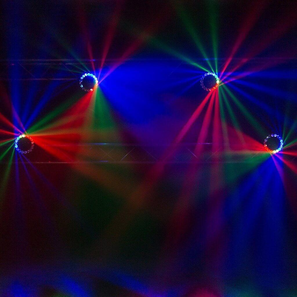 CYCLONE LZR - BOOMTONE DJ - EFFET LED & LASER