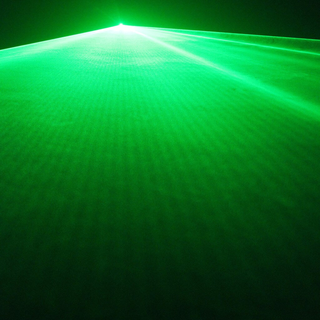 MACHINE LASER VERT - KUB 80 GREEN - BOOMTONE DJ
