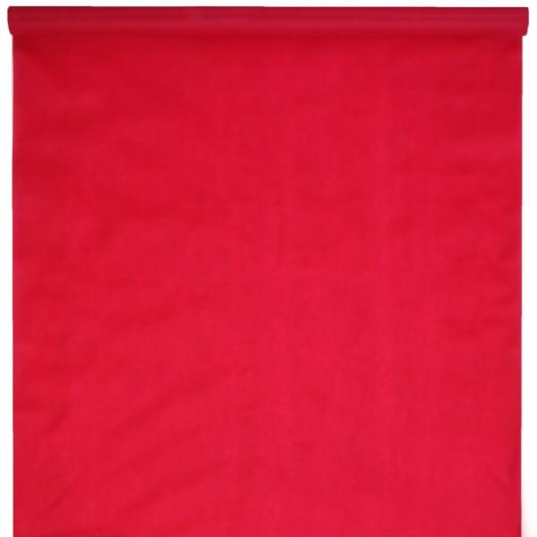 Tapis de cérémonie Rouge - 15m x 100cm