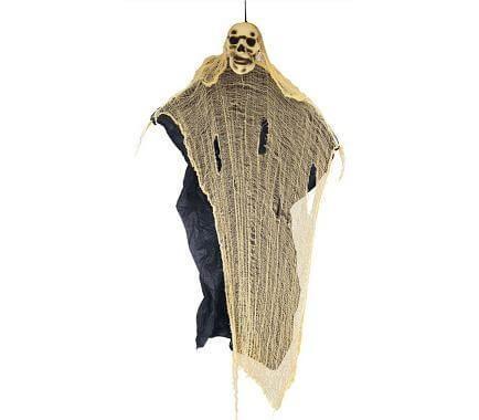 Fantôme avec voile à suspendre - 180cm